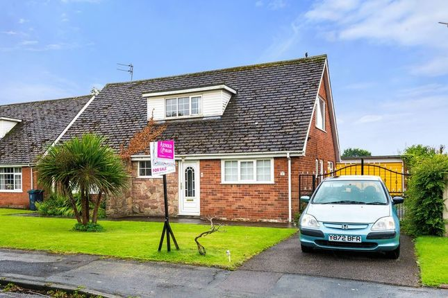 Thumbnail Detached bungalow for sale in Ledson Grove, Aughton, Ormskirk