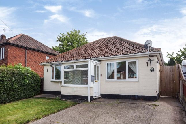 Thumbnail Detached bungalow for sale in Bowmandale, Barton-Upon-Humber
