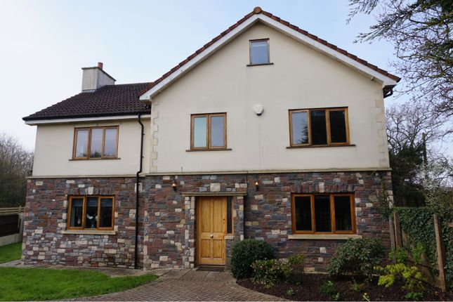 Thumbnail Detached house for sale in 10 Ranchway, Portishead