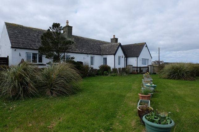 Thumbnail Detached bungalow for sale in Canisbay, Wick