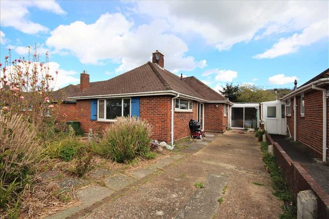 Thumbnail Bungalow for sale in Findon Road, Findon Valley, Worthing