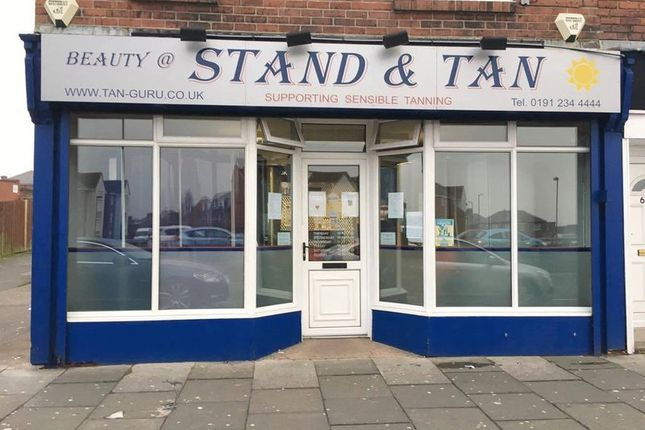 Thumbnail Commercial property for sale in Stand & Tan, 5 Coast Road, Wallsend