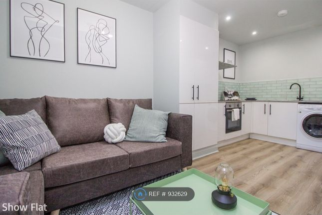 Thumbnail Flat to rent in York Road, Leicester