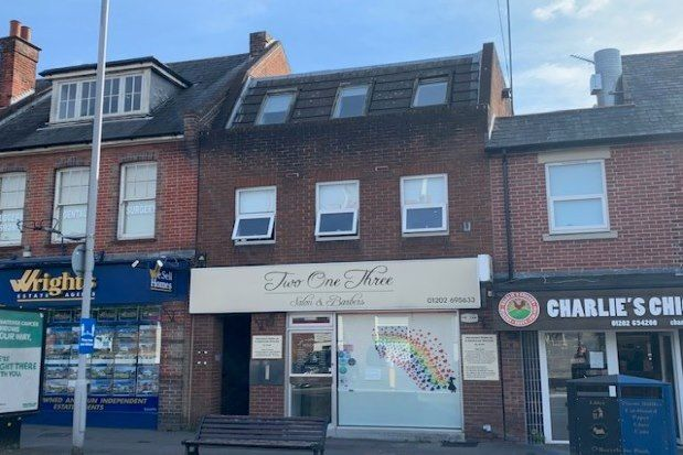 Thumbnail Flat to rent in Lower Blandford Road, Broadstone