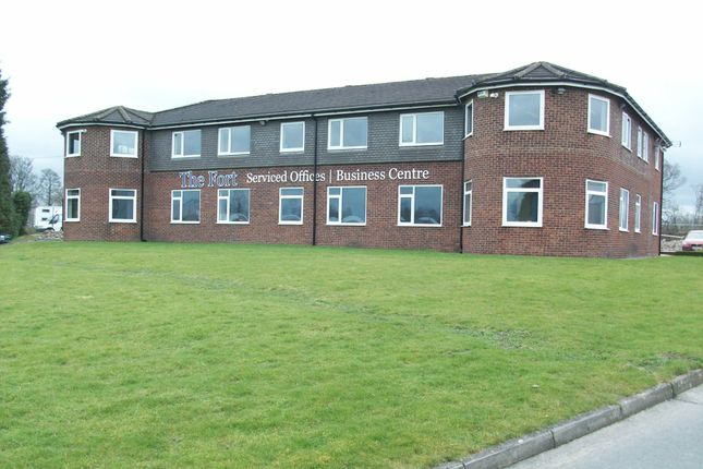 Office to let in The Fort Offices, Park Hall, Oswestry