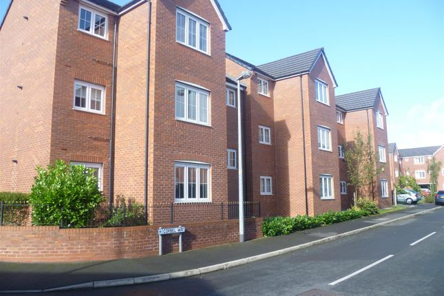 Thumbnail Flat to rent in Corbel Way, Eccles, Manchester