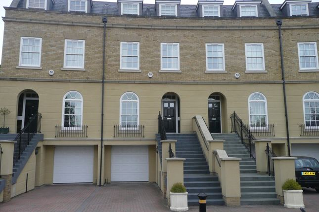 Thumbnail Town house to rent in Cadugan Place, Reading