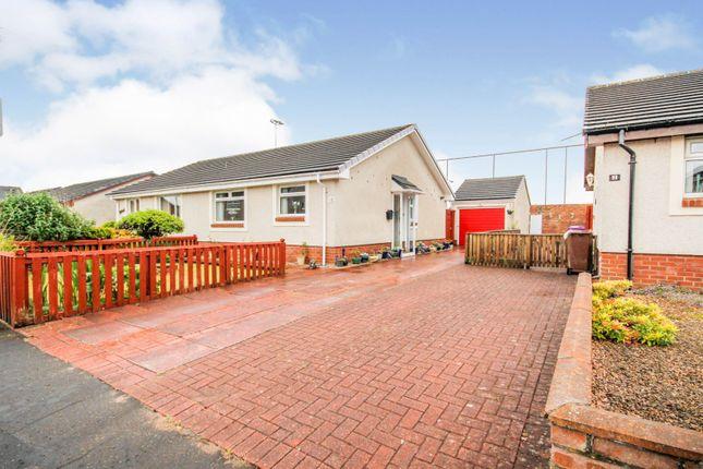 Thumbnail Semi-detached bungalow for sale in James Crescent, Irvine