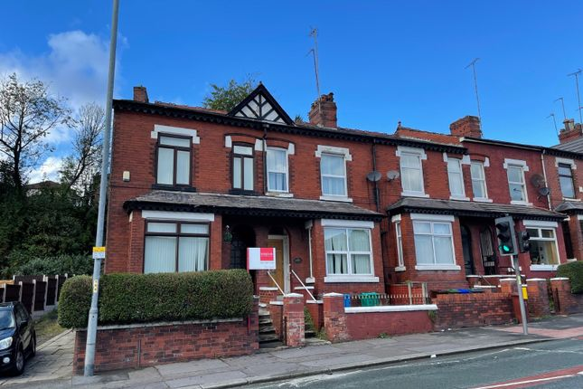 Thumbnail Terraced house for sale in Rochdale Road, Blackley, Manchester, Greater Manchester