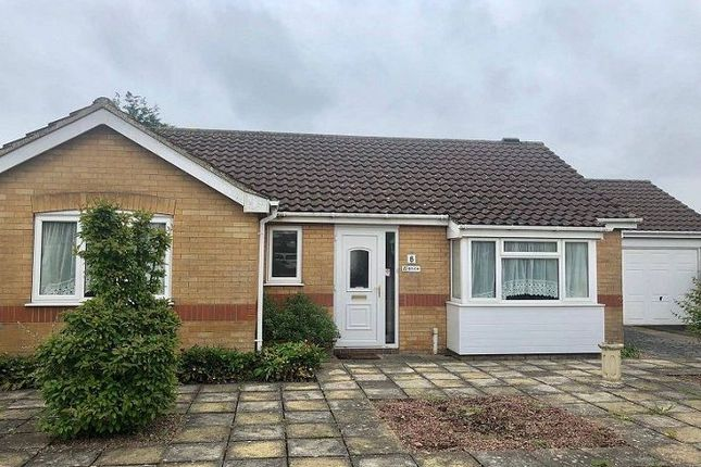 Thumbnail Detached bungalow to rent in Pocklington Way, Heckington, Sleaford, Lincs