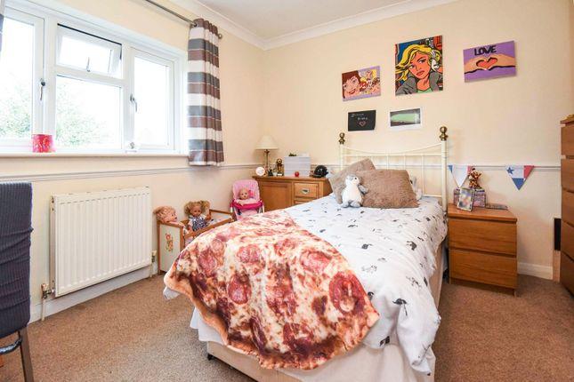 Bedroom Four of Harlesden Close, Romford RM3