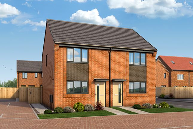 """Thumbnail Property for sale in """"The Haxby"""" at Woodford Lane West, Winsford"""