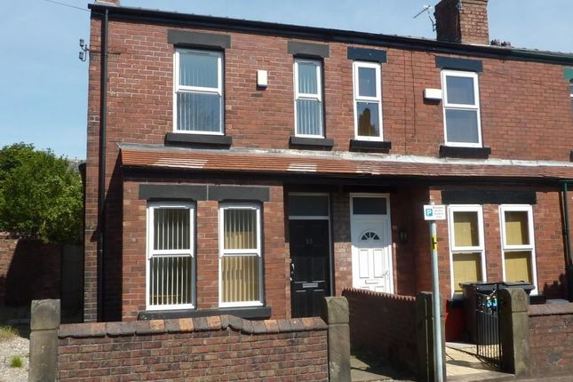 Thumbnail Semi-detached house to rent in Chapel Street, Ormskirk