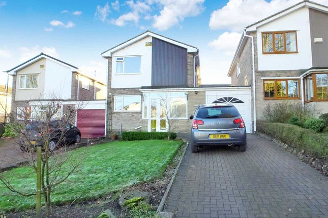 Thumbnail Detached house for sale in Dore Road, Dore, Sheffield
