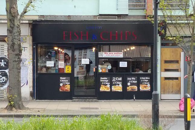 Retail premises for sale in Roman Road, London