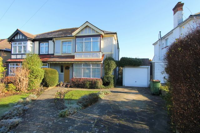 Thumbnail Semi-detached house for sale in Beddington Gardens, Carshalton