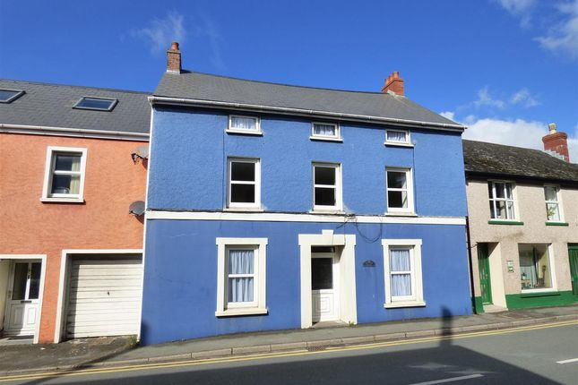 Thumbnail Town house to rent in Prendergast, Haverfordwest