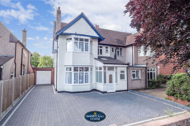 Thumbnail Semi-detached house for sale in St. Andrews Road, Earlsdon, Coventry