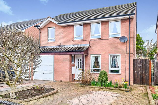 Thumbnail Detached house for sale in Moorville Drive South, Carlisle, Cumbria