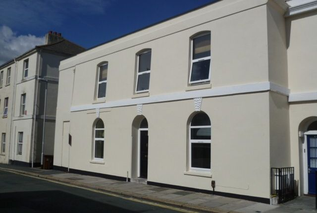 Thumbnail End terrace house to rent in Cecil Street, Plymouth