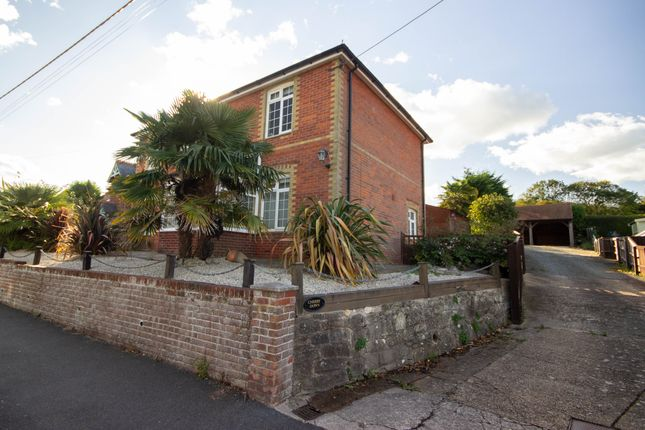 Thumbnail Detached house for sale in Cherrydown, Main Road, Chillerton, Newport, Isle Of Wight