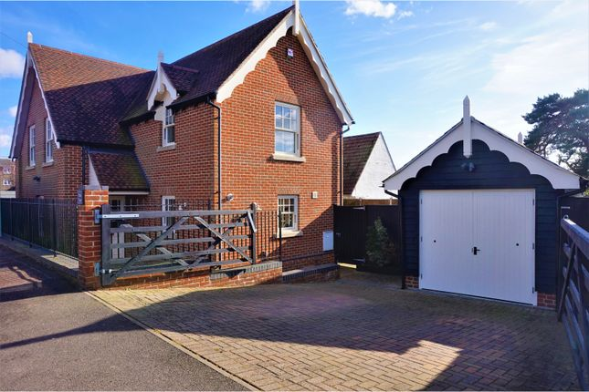 Thumbnail Detached house for sale in De Vere Lane, Wivenhoe