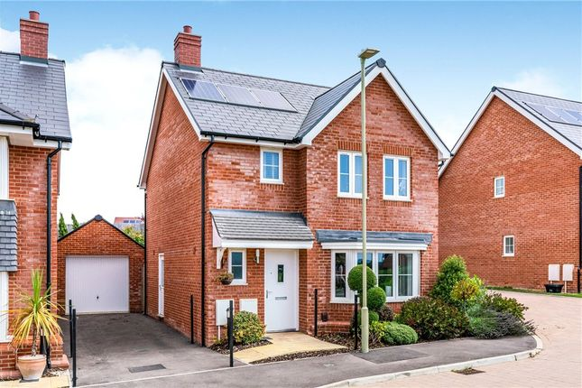 Thumbnail Detached house for sale in Dollery Close, Botley, Hampshire