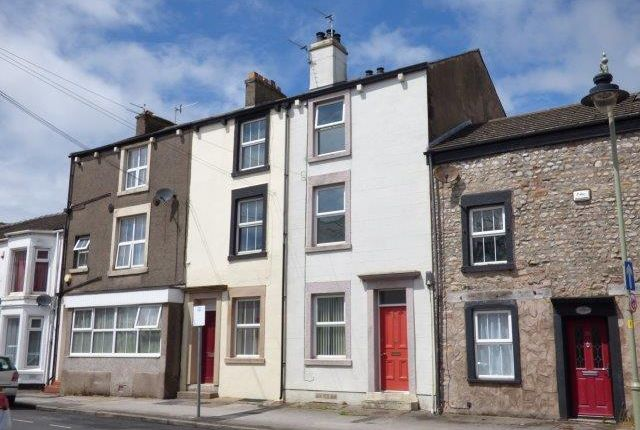 Thumbnail Terraced house to rent in Deansgate, Morecambe