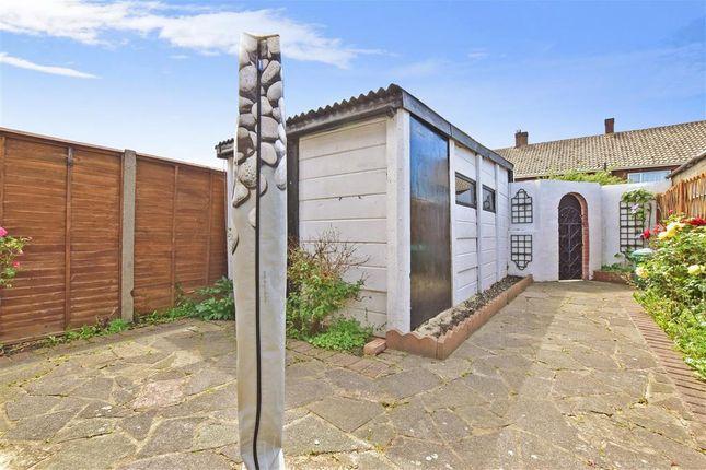 3 bed terraced house for sale in Edwin Close, Rainham, Essex