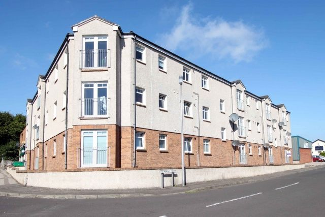 Thumbnail Flat for sale in 2 Meldrum Court, Kirkcaldy, Fife