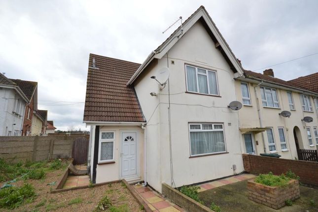 Thumbnail Terraced house to rent in Brown Road, Gravesend
