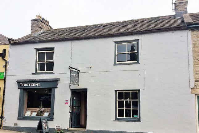 Thumbnail Restaurant/cafe for sale in Railway Street, Leyburn