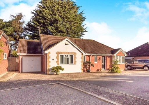 Thumbnail Bungalow for sale in Briston, Melton Constable, Norfolk