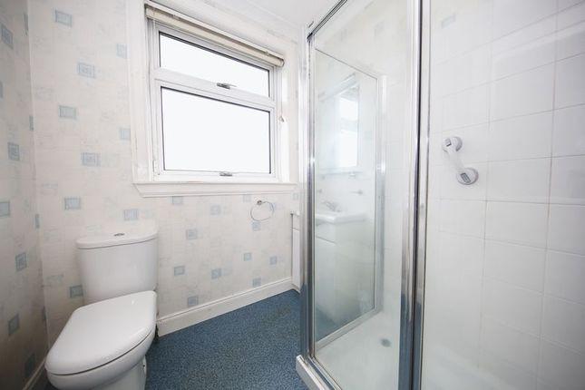 Shower Room of Nairn Street, Dundee DD4