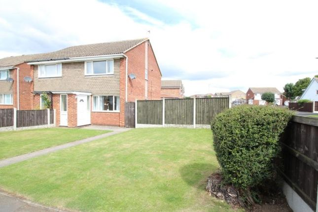 Thumbnail Semi-detached house to rent in Pomfret Place, Garforth, Leeds