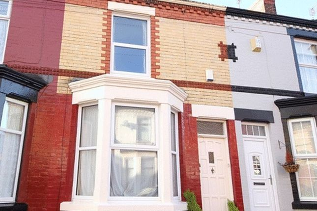 Thumbnail Terraced house for sale in Seaman Road, Wavertree, Liverpool