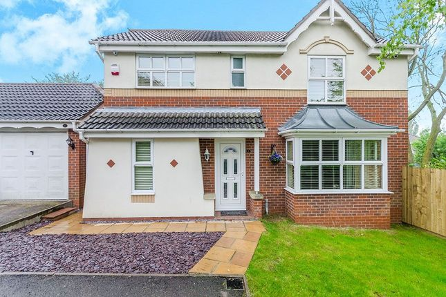 Thumbnail Detached house for sale in Ankerbold Road, Old Tupton, Chesterfield