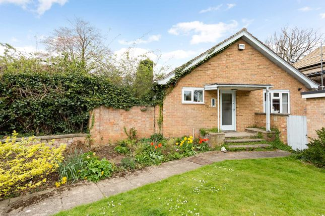 Thumbnail Detached bungalow for sale in Hawkswell Gardens, Oxford