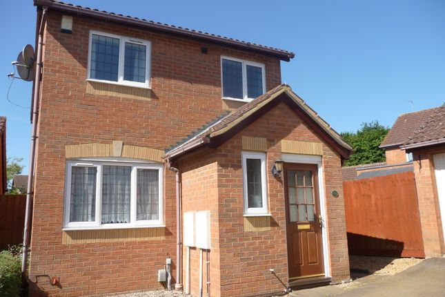 Thumbnail Detached house to rent in Gordian Way, Stevenage