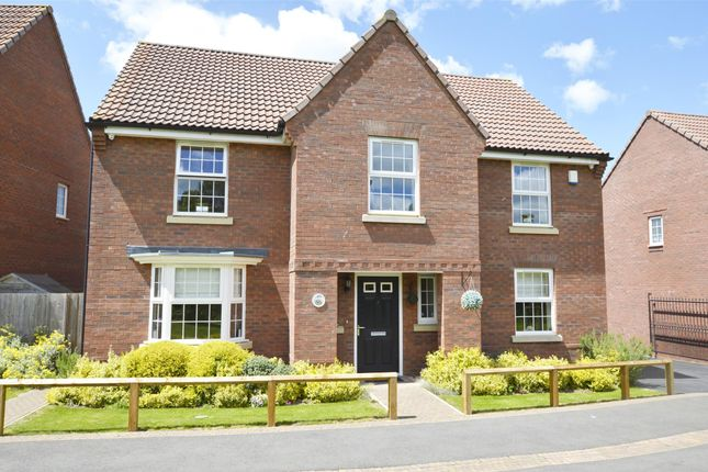 Thumbnail Detached house for sale in Withies Way, Midsomer Norton, Somerset