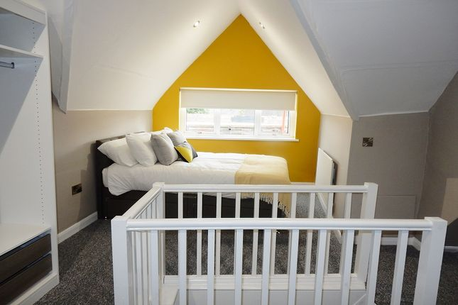 Thumbnail Room to rent in Village Street, Normanton, Derby