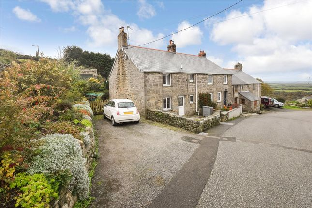 Thumbnail End terrace house for sale in Mount Pleasant, St. Breward, Bodmin