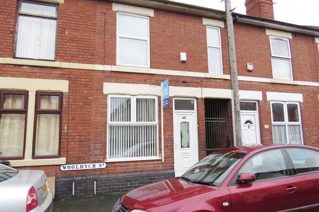 Woolrych Street, New Normanton, Derby DE23
