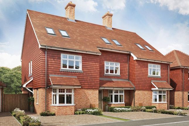 Thumbnail Terraced house for sale in The Chelwood, Mayfield Place, Love Lane, Mayfield