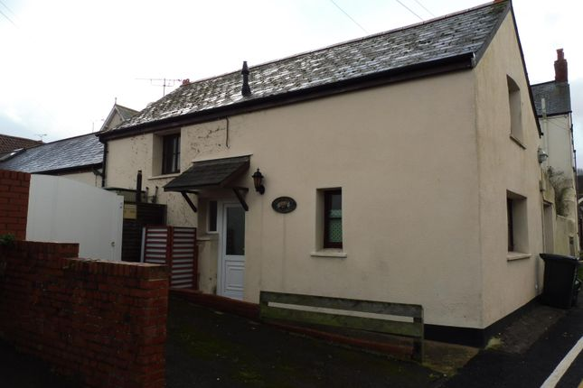 Thumbnail Semi-detached house to rent in Marshfield Road, Minehead