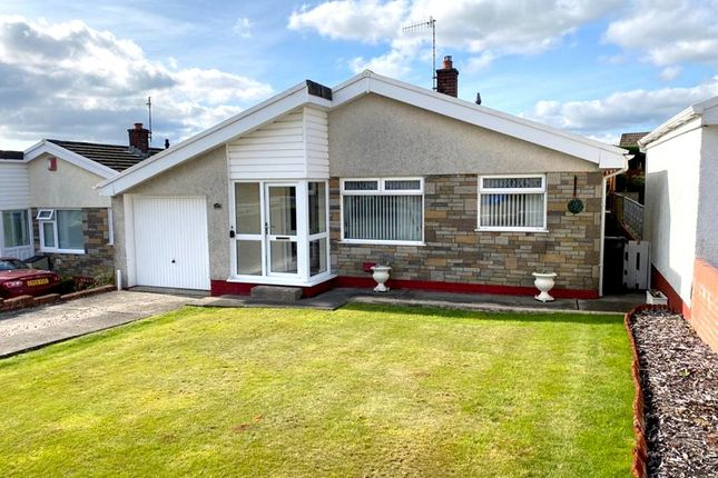 Thumbnail Detached bungalow for sale in Daphne Road, Bryncoch, Neath, Neath Port Talbot.