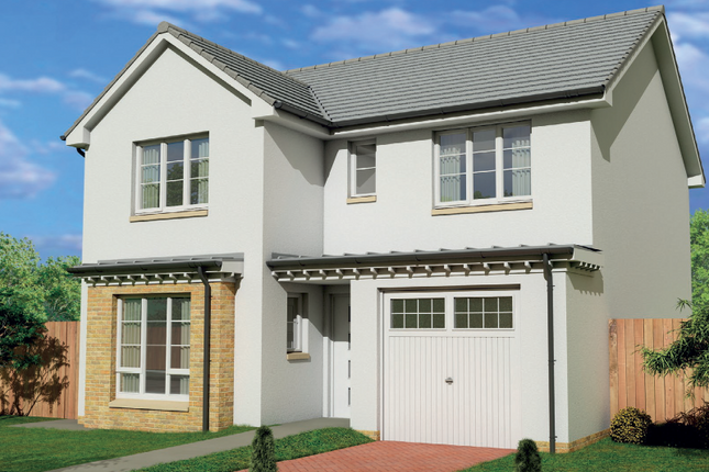 Thumbnail Detached house for sale in The Etive, Middleton Road, Perceton, Irvine, North Ayrshire