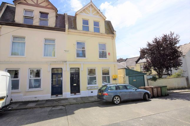Thumbnail Semi-detached house for sale in St Barnabas Terrace, Stoke, Plymouth, Devon