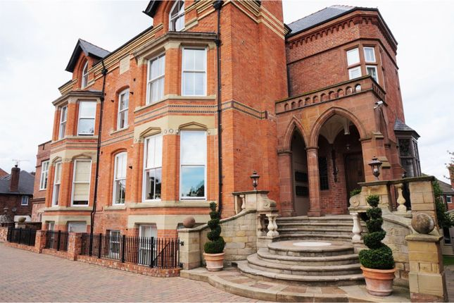 Thumbnail Flat for sale in 64 Hough Green, Chester