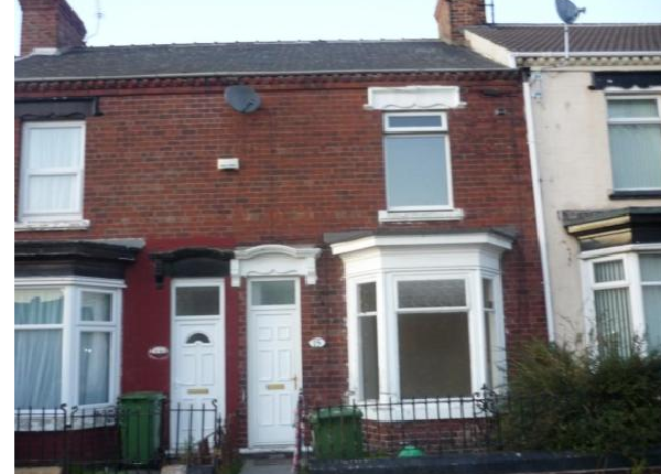 Thumbnail Terraced house to rent in St Pauls Road, Thornaby